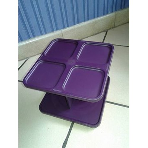 pr sentoir epices tupperware coloris violet achat et vente. Black Bedroom Furniture Sets. Home Design Ideas