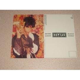 Prince / Carte Postale
