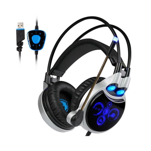 Pro Surround Casque Gaming Ps465292convenablepcps4xone One S