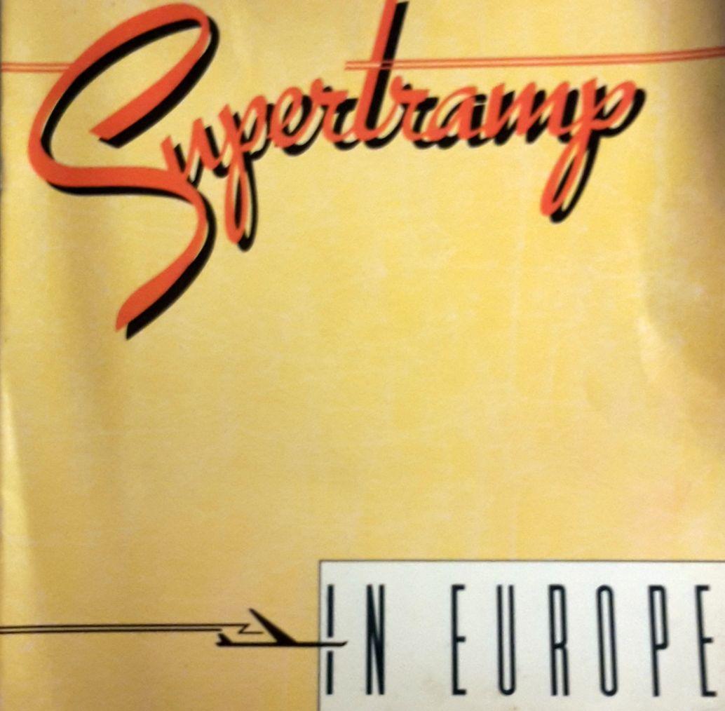 Petite annonce Programme Supertram In Europe - 1979 - 72000 LE MANS