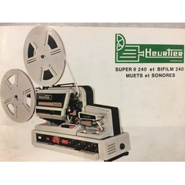 Projecteur Heurtier Super 8 240 Pas Cher Achat Vente Rakuten