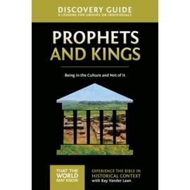 Prophets And Kings de Ray Vander Laan