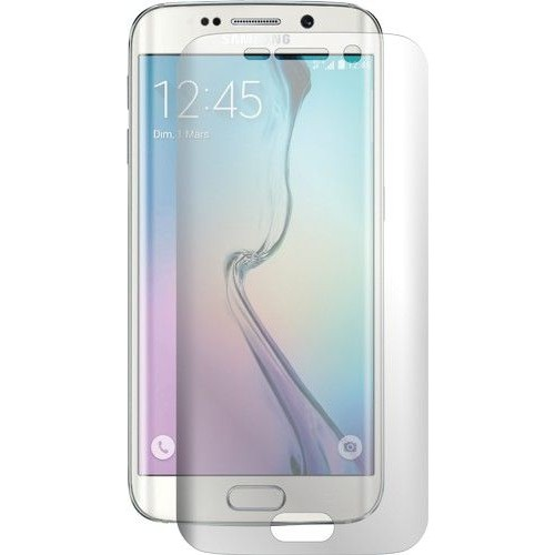 Prot ge cran en verre tremp pour samsung galaxy s6 edge for Samsung s6 photo ecran