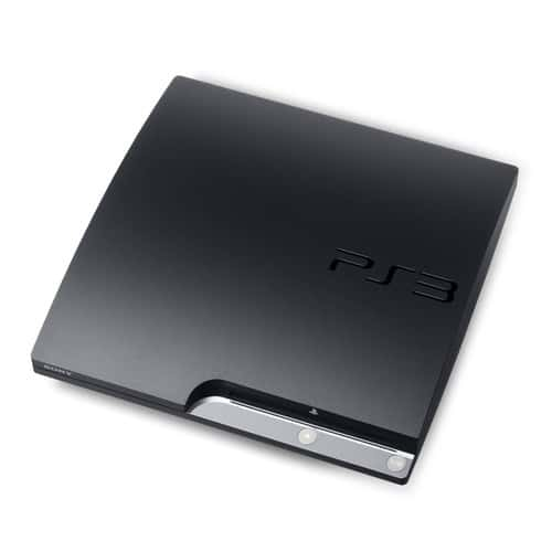 sony playstation 3 slim 320 go pas cher priceminister. Black Bedroom Furniture Sets. Home Design Ideas