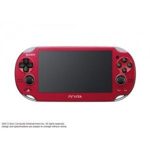 psvita playstation vita wi fi model cosmic red pas cher ou. Black Bedroom Furniture Sets. Home Design Ideas