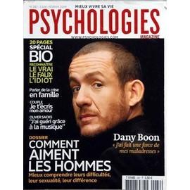 Psychologies Magazine N° 282 Du 01/02/2009 - Special Bio / Reconnaitre Le Vrai Le Faux L