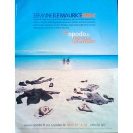 Publicit� Ancienne (D�cembre 2004) Pour Le Tourisme Sur