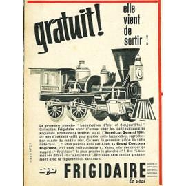 Publicité Ancienne Issue D\'une Revue Mickey D\'octobre 1960 Pour La ...