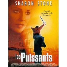 Puissants (Les) - R�alis� En 1998 Par Peter Chelsom Avec Sharon Stone, Elden Henson - Format : 120x160cm