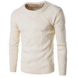 073dbb8e73c Pull Braided Homme Noir Marque Luxe Tricot Pullover Pour Homme Manche  Longue Casual Pull Homme