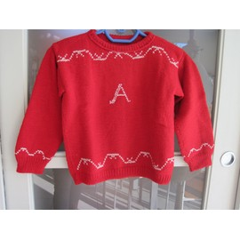 Pull Enfant Initiale