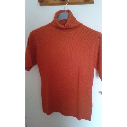 offer buy  pull kiabi orange taille