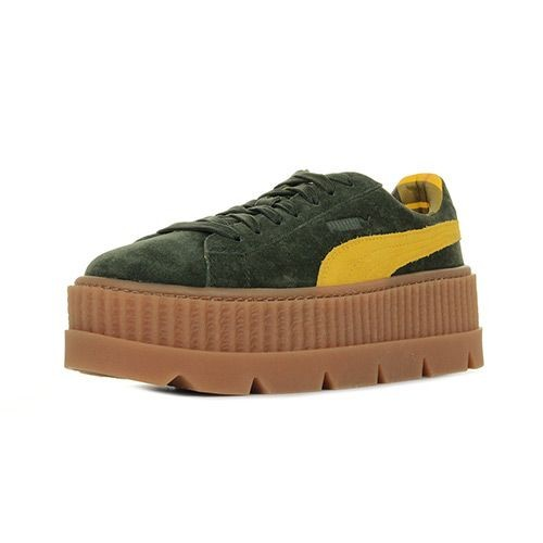 Puma Creeper Cleated Rihanna Cleated Creeper Creeper Puma Suede Chaussures d55358