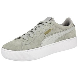 Softfoam Sneakers Platform Vikky Chaussures Mode Femme Cuir Puma Suede roeQWCxBdE