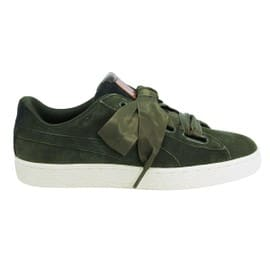 Heart Wm Suede Chaussures Mode Puma Femme Sneakers m0vN8nOw
