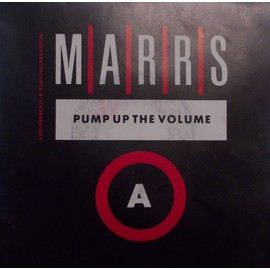 Pump Up The Volume - Marrs