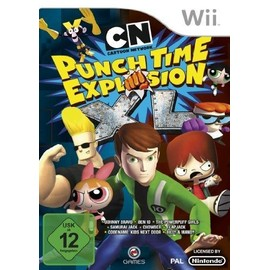 Punch Time Explosion Xl [Import Allemand] [Jeu Wii]