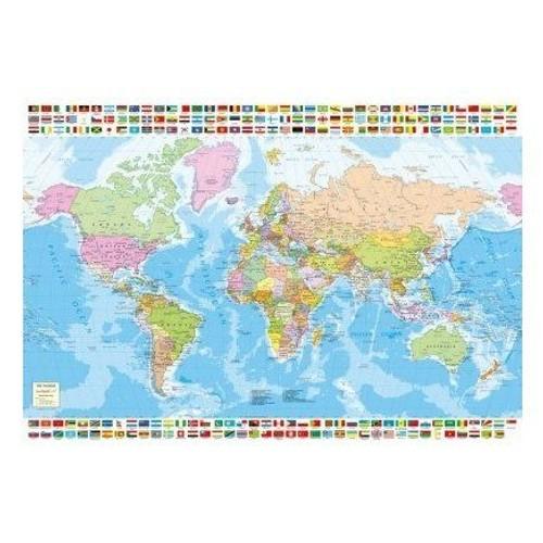 puzzle adulte pays carte du monde 1500 pieces achat et vente. Black Bedroom Furniture Sets. Home Design Ideas