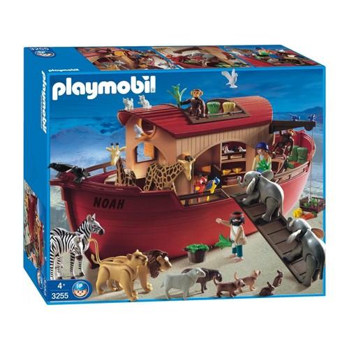 Playmobil 3255 l 39 arche de no achat et vente for Tableau de l arche de noe