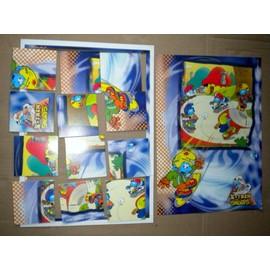Puzzle Schtroumpf Publicitaire 2005 Peyo Smurf