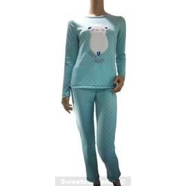 Pyjama femme hiver molletonn doux et chaud achat et vente for Pyjama femme chaud