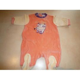 Pyjama Orange,