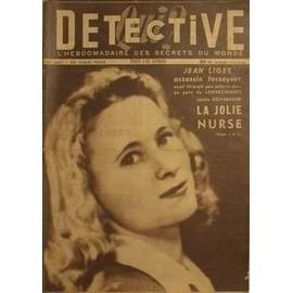 Qui Detective N° 297 Du 10/03/1952 - <b>Jean Liger</b> Assassin Fossoyeur … - qui-detective-n-297-du-10-03-1952-jean-liger-assassin-fossoyeur-jackie-richardson-1014691544_ML