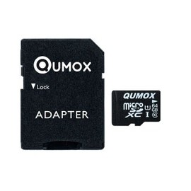 qumox 64gb micro sd memory card class 10 uhs i 64 gb 64go. Black Bedroom Furniture Sets. Home Design Ideas