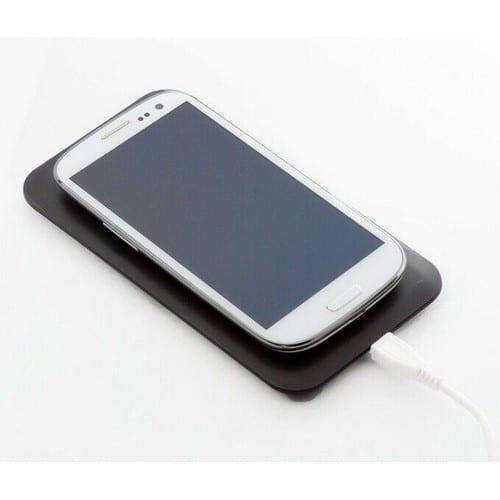 qumox wireless qi power charger pad chargeur sans fil pad noir pour nokia lumia 920 lumia 820. Black Bedroom Furniture Sets. Home Design Ideas