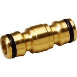 raccord connecteur m le en laiton nickel pour tuyau d. Black Bedroom Furniture Sets. Home Design Ideas