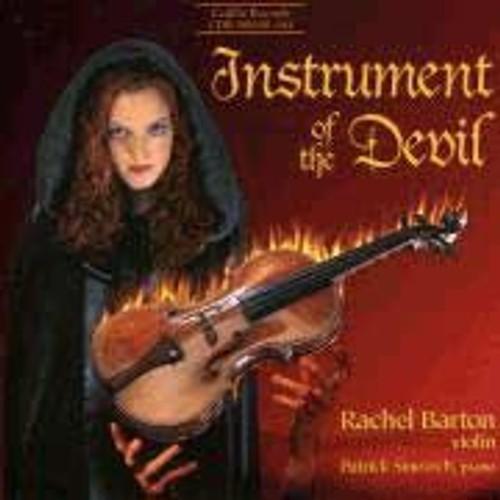Rachel barton violon instrument du diable cd album - Code promo vente du diable frais de port offert ...