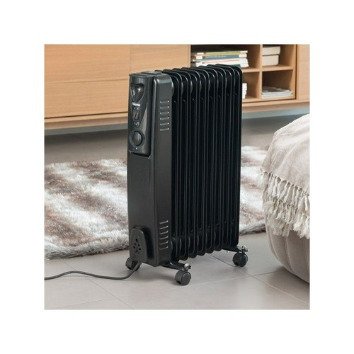 radiateur bain d 39 huile tristar ka5124 9 l ments pas cher. Black Bedroom Furniture Sets. Home Design Ideas