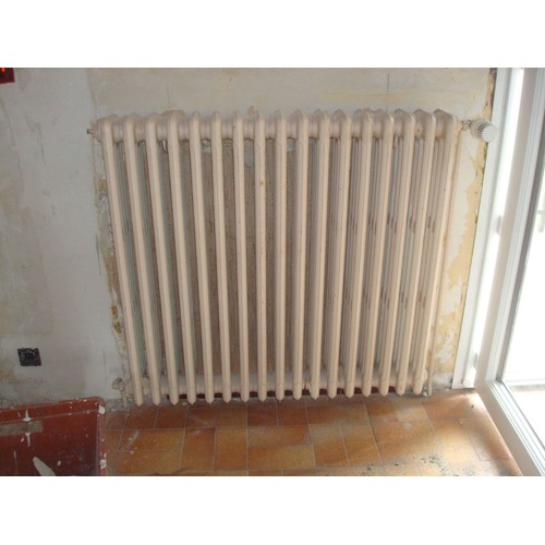 radiateur en fonte 17 l ments pas cher achat vente priceminister rakuten. Black Bedroom Furniture Sets. Home Design Ideas