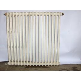 radiateur en fonte sur pied 17 branches 88x84x6 cm pas cher. Black Bedroom Furniture Sets. Home Design Ideas