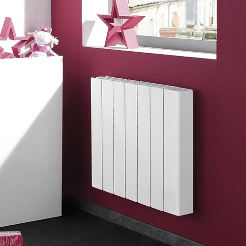 radiateur fluide caloporteur inertie atlantic accessio digital 1250w. Black Bedroom Furniture Sets. Home Design Ideas