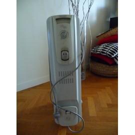 radiateur portable bain d 39 huile delonghi kr730715 pas cher. Black Bedroom Furniture Sets. Home Design Ideas