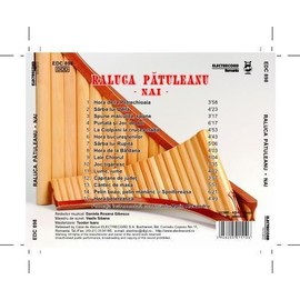 Nai - Fl�te De Pan - Panflute - Raluca Patuleanu