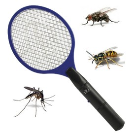 raquette anti moustique piles tue insectes pas cher. Black Bedroom Furniture Sets. Home Design Ideas