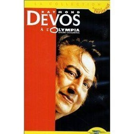 Raymond Devos � L'olympia 1994 de Colonna, Dominique