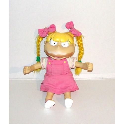 Razmoket Poupee Angelica Couette Couette 28 Cm Mattel Viacom 98