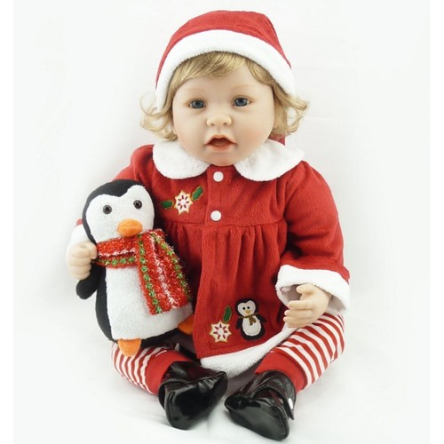 r aliste 22 pouces 55 cm silicone reborn baby dolls. Black Bedroom Furniture Sets. Home Design Ideas