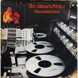 Recorded Live (Gatefold)[Gatefold] - Ten Years After