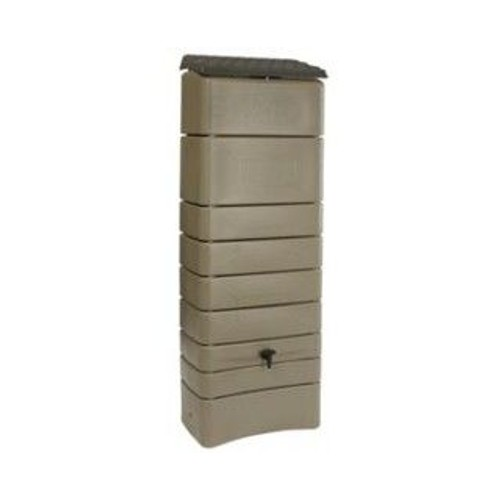 r cup rateur d 39 eau de pluie mural taupe pas cher. Black Bedroom Furniture Sets. Home Design Ideas
