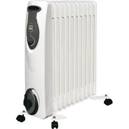 ref 811p500 radiateur bain huile chauffage electrique 1500w mobile. Black Bedroom Furniture Sets. Home Design Ideas