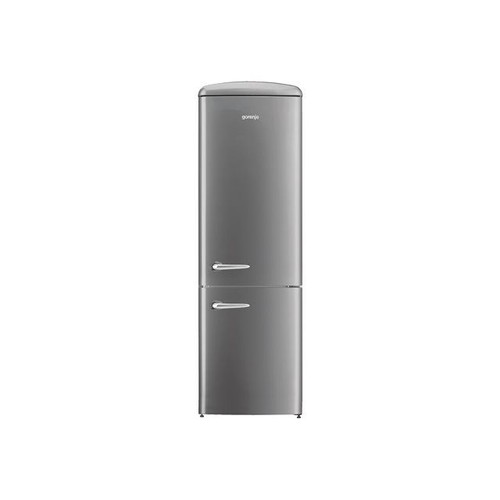 r frig rateur combin gorenje ork192x classe a gris m tallis. Black Bedroom Furniture Sets. Home Design Ideas