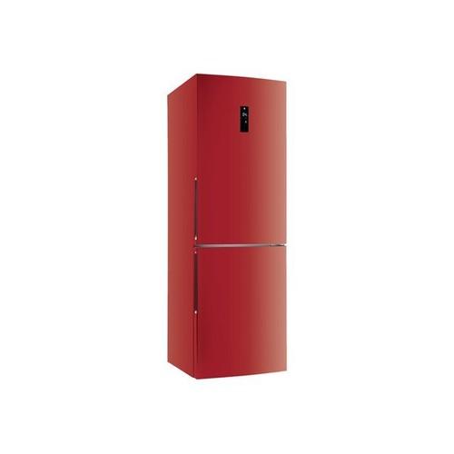 r frig rateur combin haier c2fe636crj classe a rouge pas cher. Black Bedroom Furniture Sets. Home Design Ideas