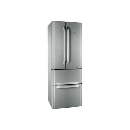 99bfde73ac911a Réfrigérateur Américain Hotpoint E4d Aa X C - 402 Litres Classe A+ Acier  Inoxydable