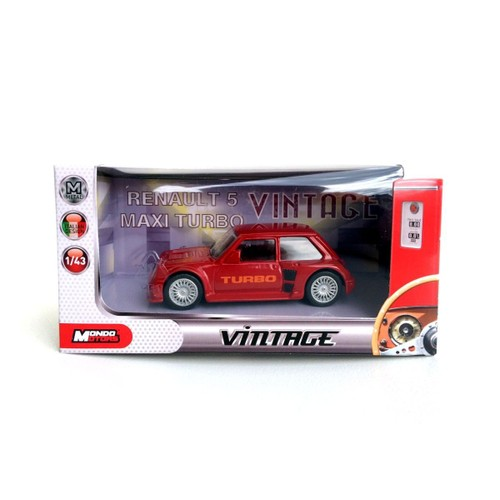 renault 5 turbo 2 maxi turbo miniature chelle 1 43 youngtimers. Black Bedroom Furniture Sets. Home Design Ideas