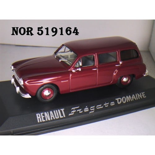 renault fr gate domaine rouge voiture miniature 1 43 nor519164. Black Bedroom Furniture Sets. Home Design Ideas