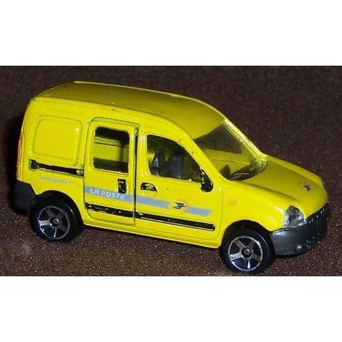 renault kangoo de la poste majorette neuf et d 39 occasion. Black Bedroom Furniture Sets. Home Design Ideas